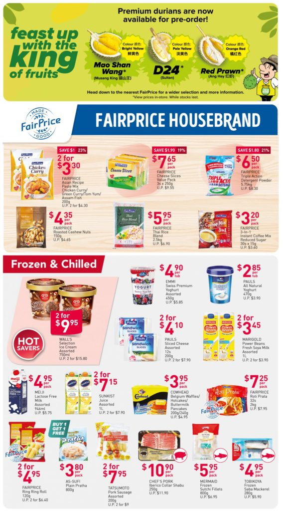 NTUC FairPrice Singapore Your Weekly Saver Promotions 8-14 Jul 2021 | Why Not Deals 3