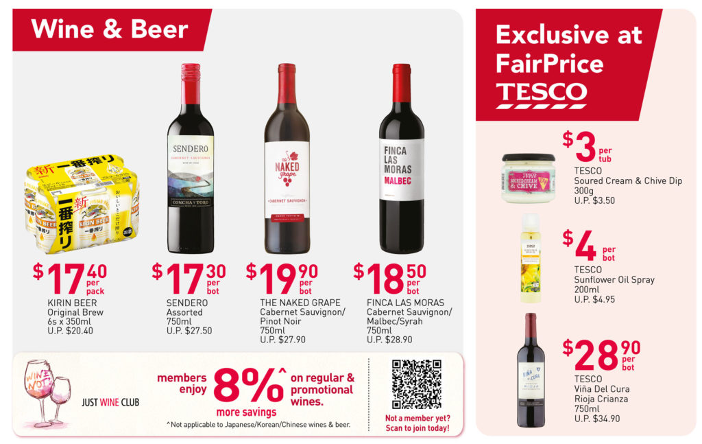 NTUC FairPrice Singapore Your Weekly Saver Promotions 8-14 Jul 2021 | Why Not Deals 4