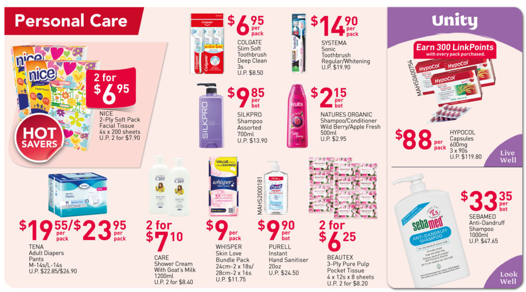 NTUC FairPrice Singapore Your Weekly Saver Promotions 8-14 Jul 2021 | Why Not Deals 5