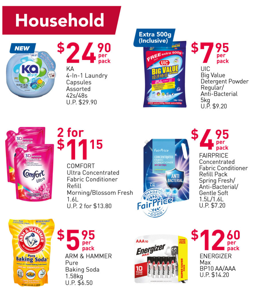 NTUC FairPrice Singapore Your Weekly Saver Promotions 8-14 Jul 2021 | Why Not Deals 6