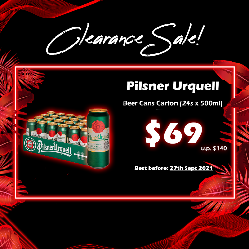 Only $2.80 per 500ml beer can | Why Not Deals