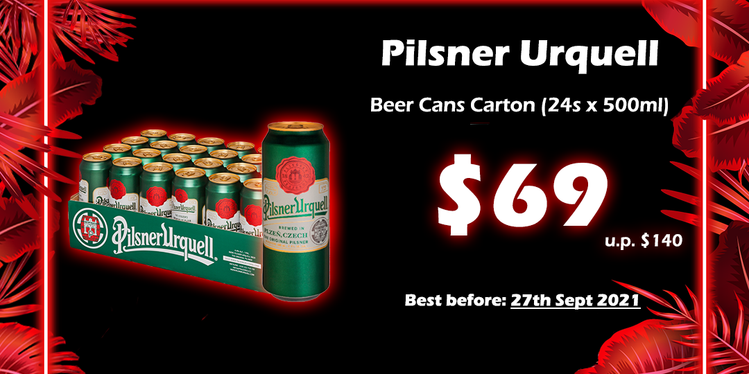 Only $2.80 per 500ml beer can