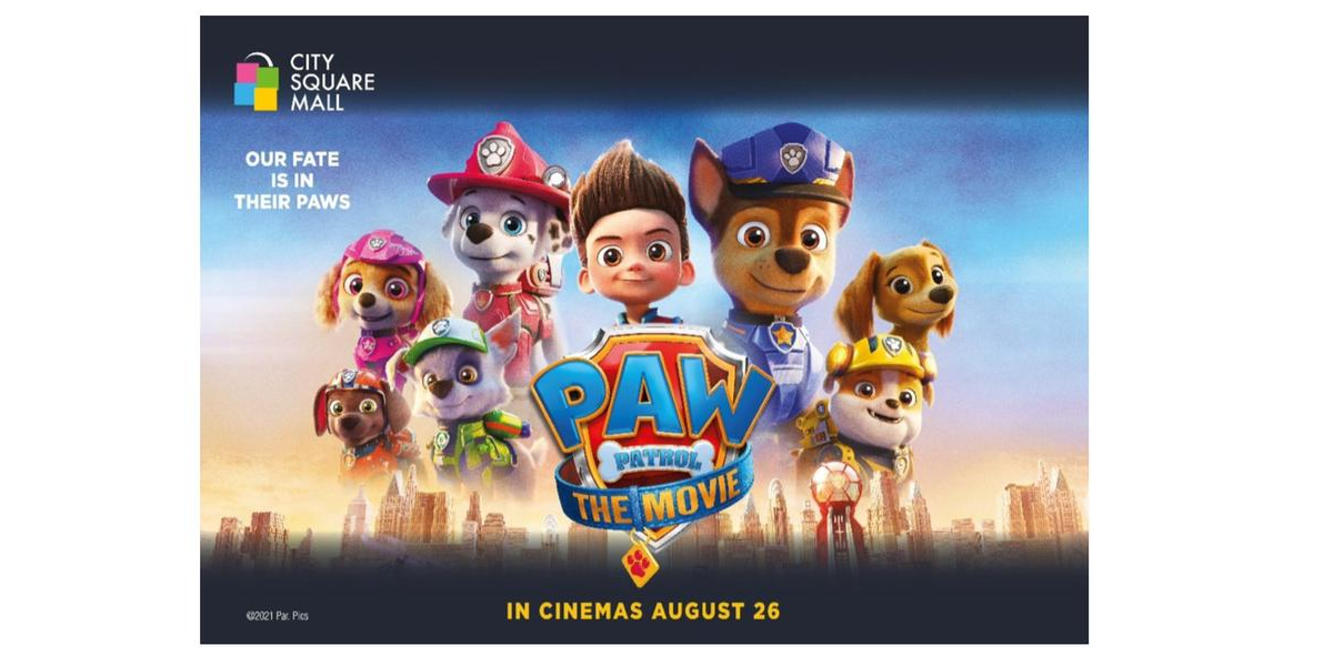 Boost Your Well-being with PAW Patrol™ this September School Holiday!