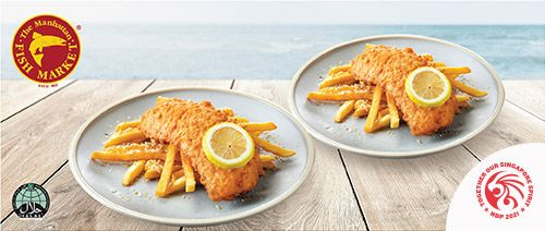 The Manhattan FISH MARKET Singapore 2 for $17.90 Promotion ends 30 Sep 2021 | Why Not Deals 1