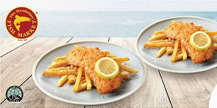 The Manhattan FISH MARKET Singapore 2 for $17.90 Promotion ends 30 Sep 2021