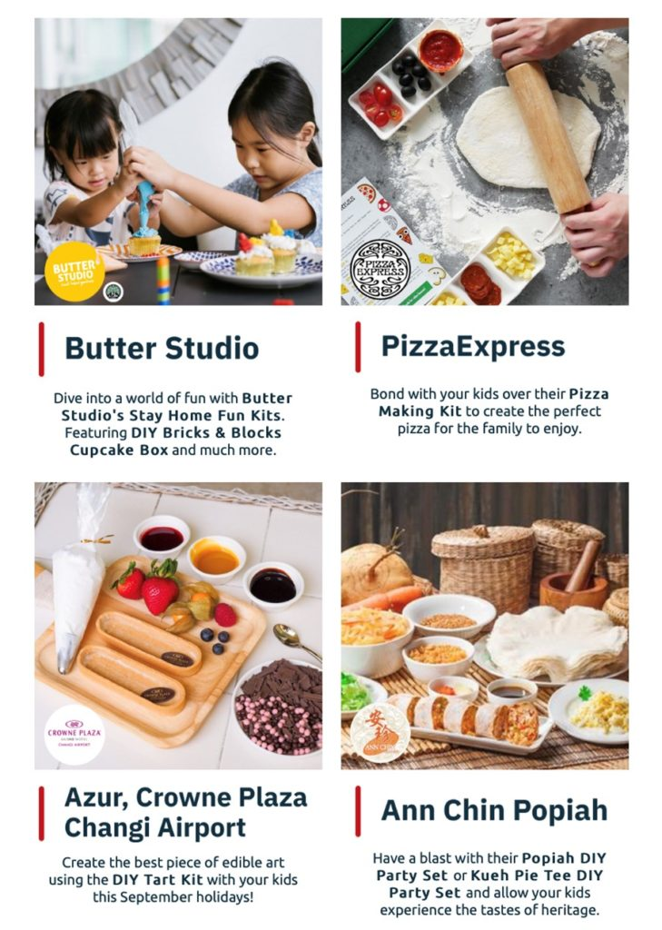 [Oddle Eats Launches DIY Kits] Keep Kids Occupied and Safe this September Holidays! | Why Not Deals