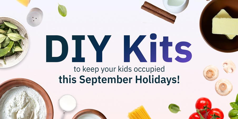 [Oddle Eats Launches DIY Kits] Keep Kids Occupied and Safe this September Holidays!
