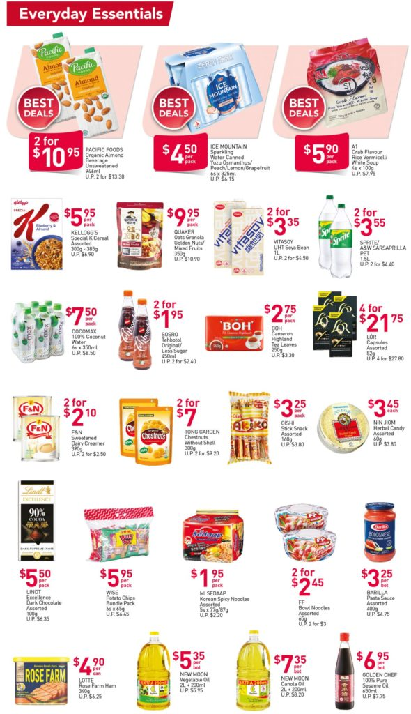 NTUC FairPrice Singapore Your Weekly Saver Promotions 23-29 Sep 2021 | Why Not Deals 3
