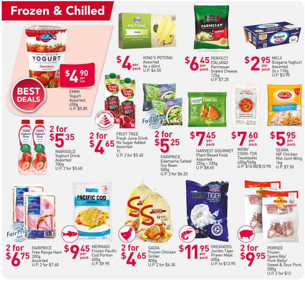 NTUC FairPrice Singapore Your Weekly Saver Promotions 23-29 Sep 2021 | Why Not Deals 5