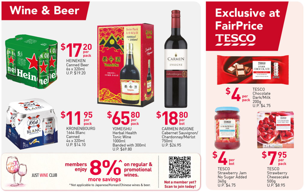 NTUC FairPrice Singapore Your Weekly Saver Promotions 23-29 Sep 2021 | Why Not Deals 6