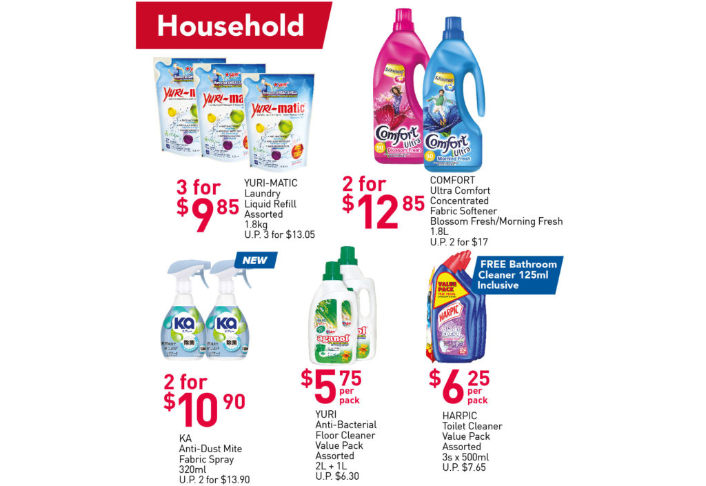 NTUC FairPrice Singapore Your Weekly Saver Promotions 23-29 Sep 2021 | Why Not Deals 8