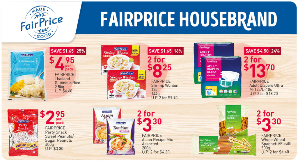 NTUC FairPrice Singapore Your Weekly Saver Promotions 9-15 Sep 2021 | Why Not Deals 2