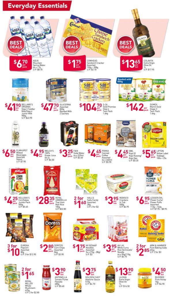 NTUC FairPrice Singapore Your Weekly Saver Promotions 9-15 Sep 2021 | Why Not Deals 3
