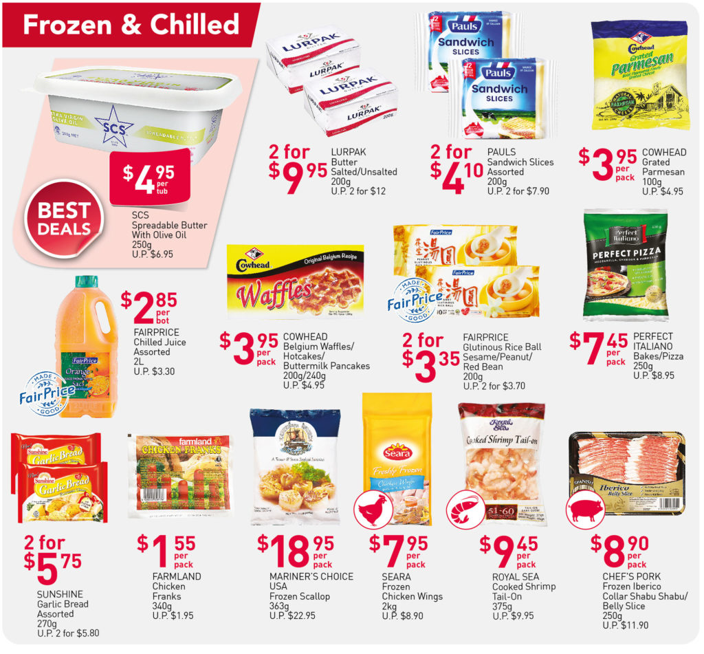 NTUC FairPrice Singapore Your Weekly Saver Promotions 9-15 Sep 2021 | Why Not Deals 5