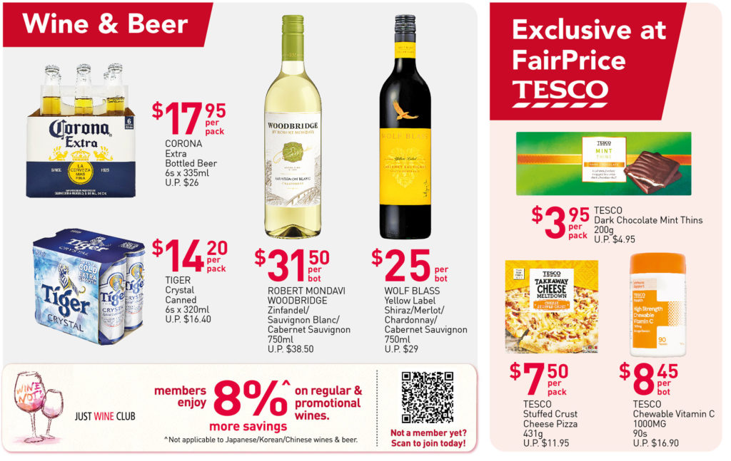 NTUC FairPrice Singapore Your Weekly Saver Promotions 9-15 Sep 2021 | Why Not Deals 6