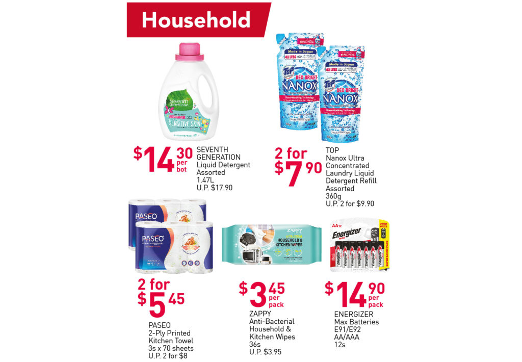 NTUC FairPrice Singapore Your Weekly Saver Promotions 9-15 Sep 2021 | Why Not Deals 8