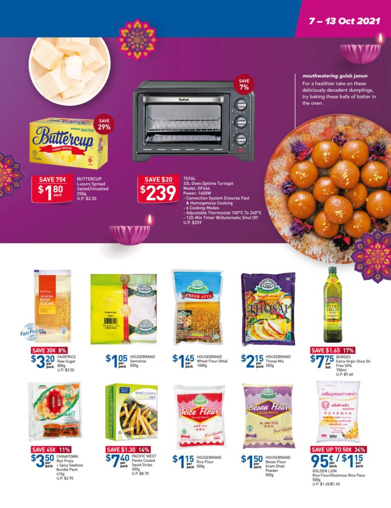 NTUC FairPrice Singapore Your Weekly Saver Promotions 7-13 Oct 2021 | Why Not Deals 15