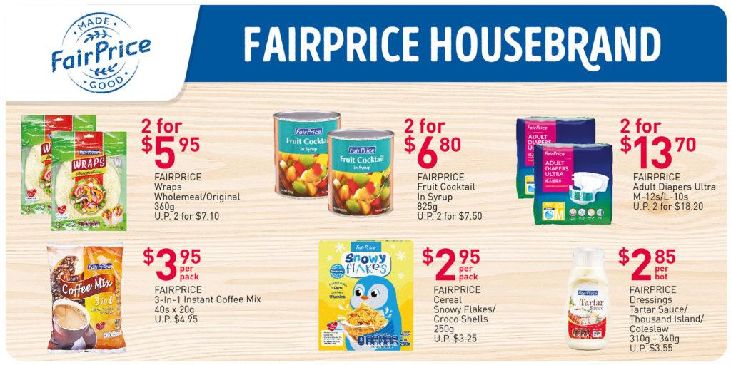 NTUC FairPrice Singapore Your Weekly Saver Promotions 7-13 Oct 2021 | Why Not Deals 2