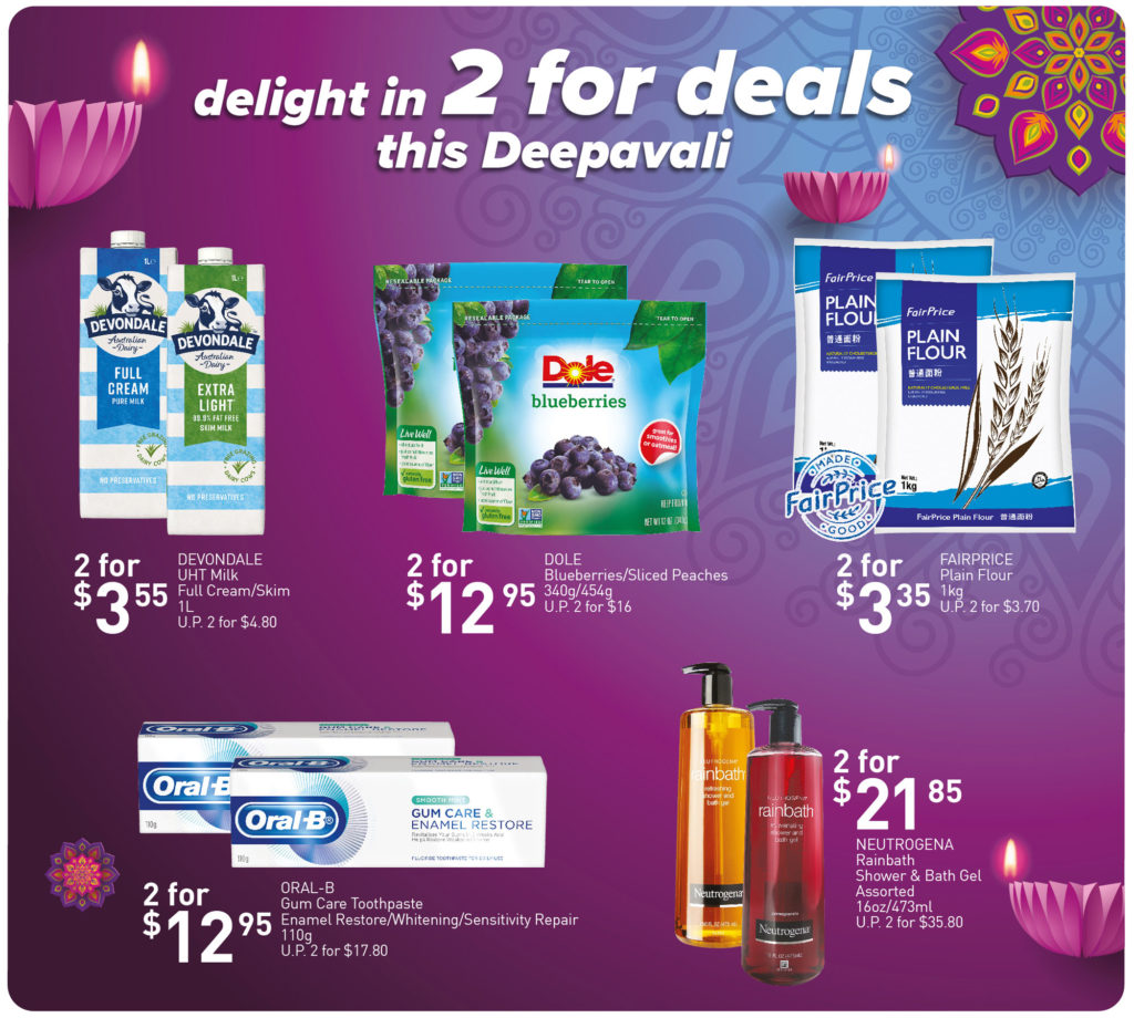 NTUC FairPrice Singapore Your Weekly Saver Promotions 7-13 Oct 2021 | Why Not Deals 4