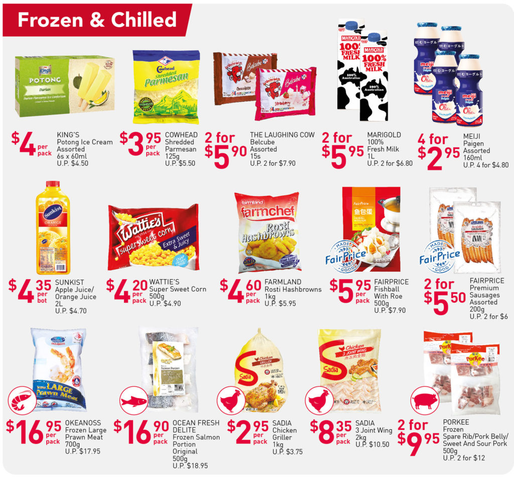 NTUC FairPrice Singapore Your Weekly Saver Promotions 7-13 Oct 2021 | Why Not Deals 5