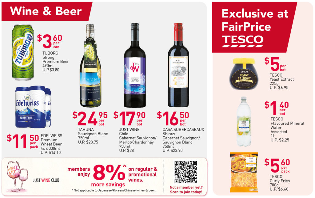 NTUC FairPrice Singapore Your Weekly Saver Promotions 7-13 Oct 2021 | Why Not Deals 6